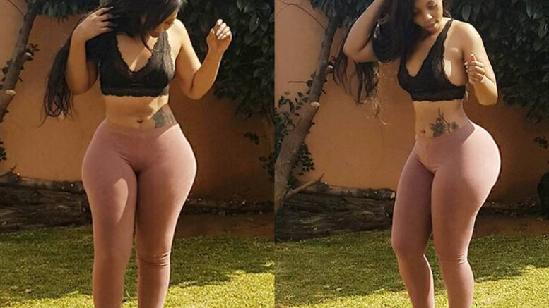 South Africa's most curvaceous girls (Photos)