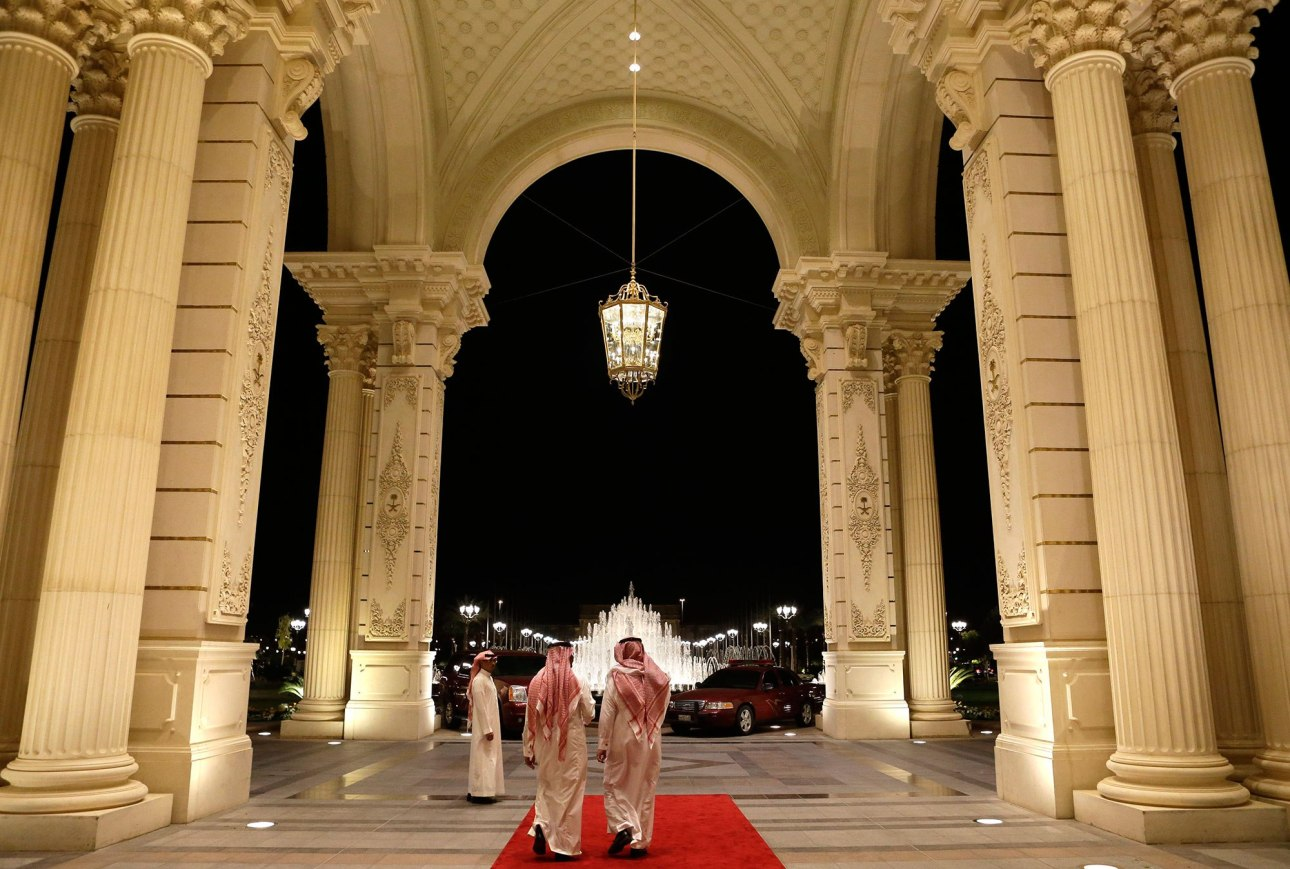 , Five Star hotel used as a prison for arrested Saudi Arabian Princes (Photos), Effiezy - Top Nigerian News & Entertainment Website