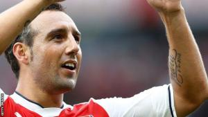 Infection ate 8cm of my Achilles, they said i should be happy to even walk again – Arsenal's Santi Cazorla