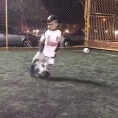 {Must watch}: This could be the best 5-year old soccer player on the planet (Video)
