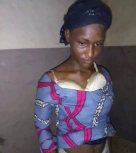 Nigerian Man Who Disguised As A Woman To Secure A Job In Niger State Exposed (Photos) –