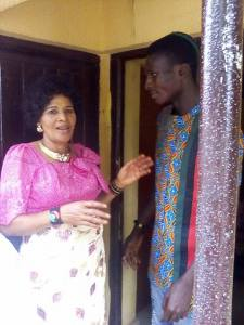 """""""I will kill Virgin Mary but spare Nnamdi Kanu's Mother – IPOB member declares (Photo)"""