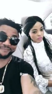 , Oritse Femi And His Wife Nabila Steps Out Together For The First Time After Their Wedding (Photos), Effiezy - Top Nigerian News & Entertainment Website