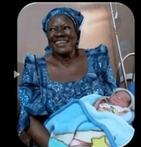 58-year- Old Woman Gives Birth In Kogi State – (Photo)