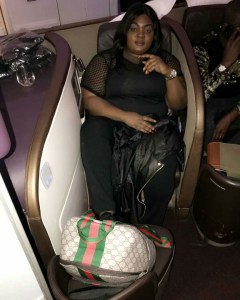 See The Cakes Eniola Badmus Received On Her Birthday (Photos)