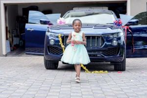 Pastor Buys a N27m Maserati For His Daughter On Her Birthday (Photos)