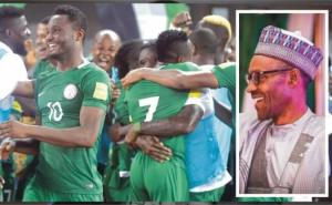 , FG Budgets N3 Billion For Super Eagles For 2018 World Cup, Effiezy - Top Nigerian News & Entertainment Website