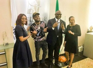 First Bank signs Davido as a brand ambassador