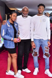 See RMD and his kids at Falz Concert (Photo)