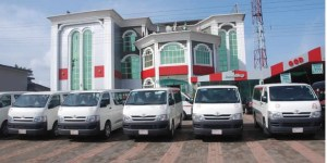 Lagos seals Chisco, Peace, GUO,  other transporters' offices