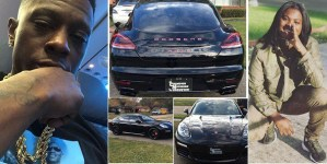 Sweet 16: Rapper Boosie gifts daughter with Porsche Panamera Supercar as her 16th Birthday gift (Photos/Video)