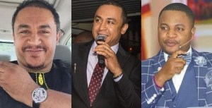 """""""You may not see next year""""- Nigerian pastor warns Daddy Freeze (Photos)"""