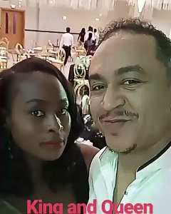 Daddy Freeze shares video of him kissing his woman (Video)