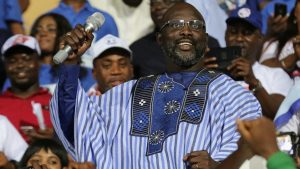President Buhari congratulates George Weah on election victory