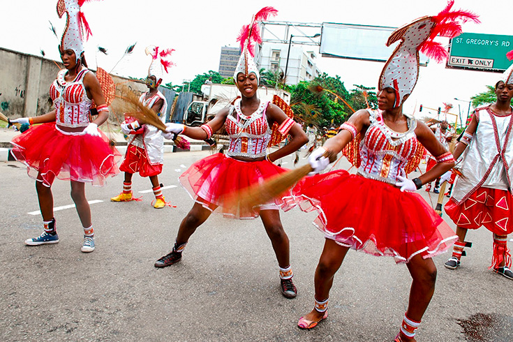 Lagos Carnival: I Was Gang-raped In Police Presence – Dancer