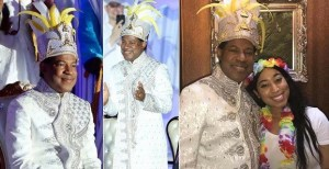 See photos from Pastor Chris Oyakhilome's costume themed birthday party yesterday (Photos)