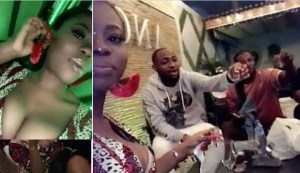 See How Davido And His First Babymama Spent Cross Over Night Together (Photos & Video)