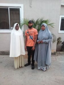 Check out this Igbo-Christian siblings that converted to Islam in Imo State (Photos)
