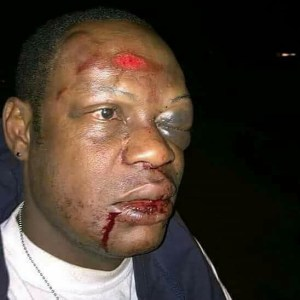 Man beaten mercilessly for sleeping with another man's wife (Photos)