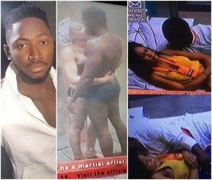 #BBnaija: Miracle And Nina Knew Themselves Before Coming To The House