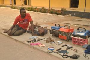 Notorious Native Doctor Of Dreaded Armed Robber Arrested By Army Officials In Benue (Photos)