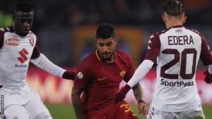 Emerson Palmieri: Chelsea sign Emerson Palmieri from Roma for £17.6m