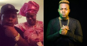 , Rapper, Olamide loses his mother (Photo), Effiezy - Top Nigerian News & Entertainment Website