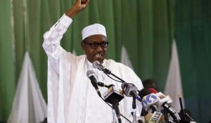 Stop predicting about my defeat, return our stolen money – Buhari blasts HSBC
