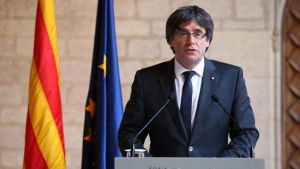 I can govern Catalonia from Belgium – Deposed President, Carles Puigdemont
