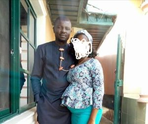 Nigerian Man Discovers His Wife Is Carrying Her Boyfriend's Pregnancy After Their Wedding (Photos)