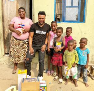 Nollywood Actor, Williams Uchemba To Grant Scholarships To 100 Kids (Photos)
