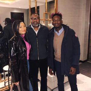 Temi Otedola Takes Her Boyfriend, Mr. Eazi To Meet Her Billionaire Father (Photos)