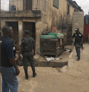 Riot Breaks Out In Fadeyi & Jibowu Area Of Lagos As RRS Wades Into Clash Between Rival Cult Gangs