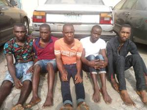 Kidnappers Who Abducted Businessman In Rivers Arrested. See How Much They Shared (Photos)
