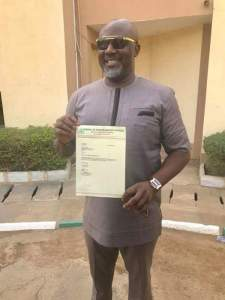 Dino Melaye Graduates With Masters In International Relations Diplomacy From ABU (Photos)