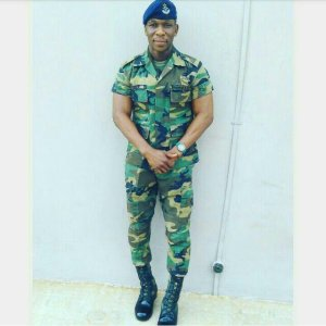 See Photos Of Soldier Who Died With Ebony Reigns In Car Accident