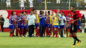 Brazilian Football Match Abandoned After 9 Players Were Sent Off In A Mass Brawl (Photos)