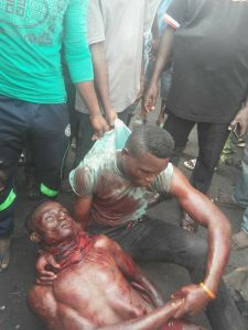 Man Kills Friend Over N1000 Note They Saw On The Ground In Lagos. (Graphic Photo)