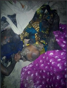 Mother And Her 4 Kids Burn To Death (Graphic Photos)