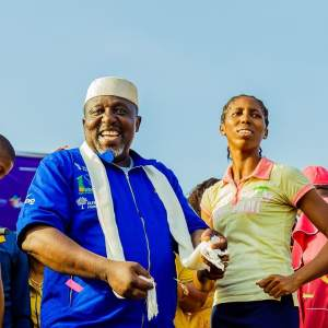 Rochas Okorocha Gives Orphan Girl New House, New Car And N2.7M In Imo. (Photos)