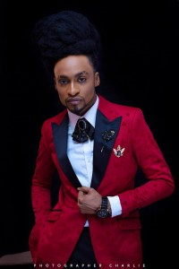 Media personality, Denrele Edun looking good in new photos.