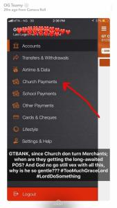 Do banks now partner with churches? (Wordless Photos)
