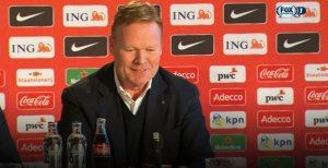 Netherlands appoint Ronald Koeman as manager