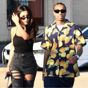 PHOTONEWS: See Tyga's new girlfriend (Photos)
