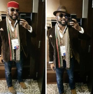Banky W Attacks A Fan After She Slammed Him For Not Wearing His Wedding Ring (Photo)