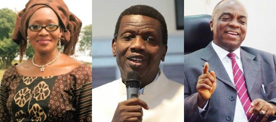 """My Father Is A Ritualist And Pastor Adeboye And Oyedepo Do Drugs Before"" – Kemi Olunloyo (Video)"