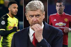 , Aubameyang, Mkhitaryan, vow to 'fight' for Wenger, Effiezy - Top Nigerian News & Entertainment Website