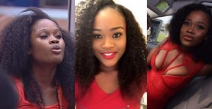 #BBnaija: I Will Be Going For Counselling To Deal With My Anger Issue – Cee C
