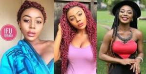 #BBNaija: Evicted Housemate, Ifu Ennada Shows Off Her Ass In A Swimming Pool (Photos & Video)