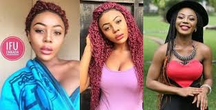 , #BBNaija: Evicted Housemate, Ifu Ennada Shows Off Her Ass In A Swimming Pool (Photos & Video), Effiezy - Top Nigerian News & Entertainment Website